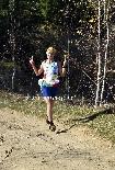 Gainariu Iulia Zarnesti - castigatoare feminin Maraton Piatra Craiului MPC Salomon 2013 Coltul Chiliilor 1