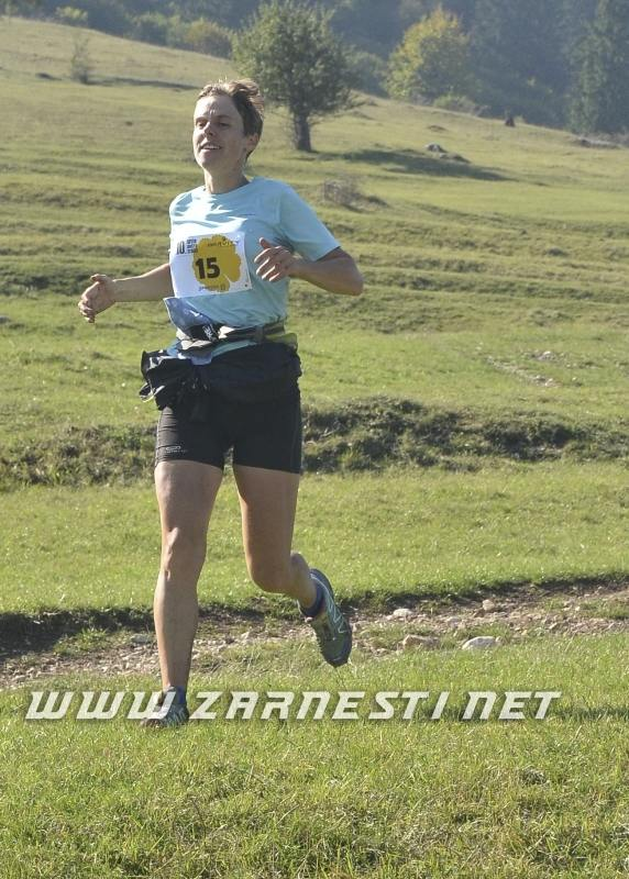 Callewaert Cindy la Maraton Piatra Craiului MPC 2015 Editia a X a