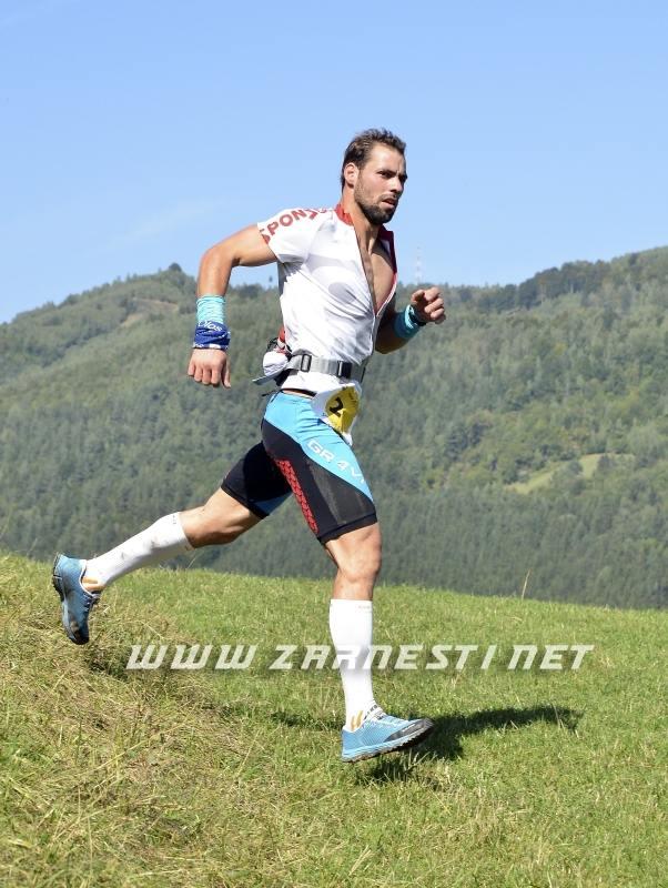 Palici Viorel winner of Piatra Craiului Marathon 2015