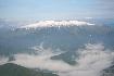 Iezer Papusa and fog in Piatra Craiului