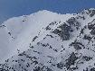 Vf La Om/Piscul Baciului iarna in Piatra Craiului