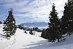 Winter trails in Piatra Craiului
