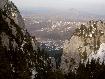 Crapaturii valley in Piatra Craiului