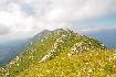 North ridge Piatra Craiului