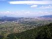 Orasul Zarnesti vazut de sus