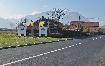 Monument la intrare in orasul Zarnesti