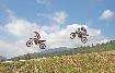 Concurenti pe Circuitul de Motocross Zarnesti Brebina/Breghina
