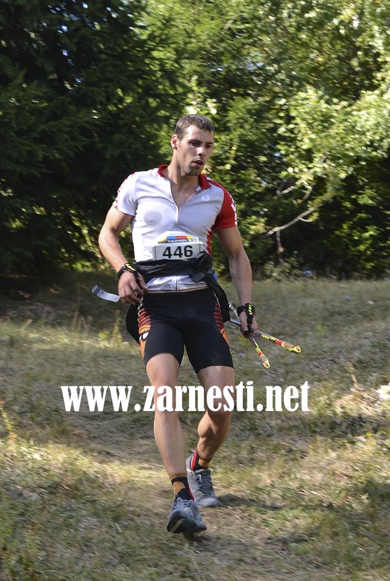 Palici Andrei Viorel - Castigator Maraton Piatra Craiului 2012