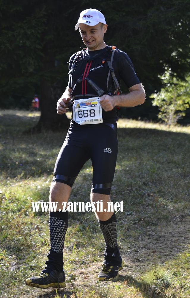 Alexandru Itu - Cocurent Piatra Craiului - Salomon 2012